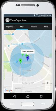 TimeOrganizer™ Moblie apk screenshot