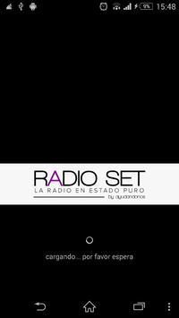 Radio Set Ayudandonos.org poster