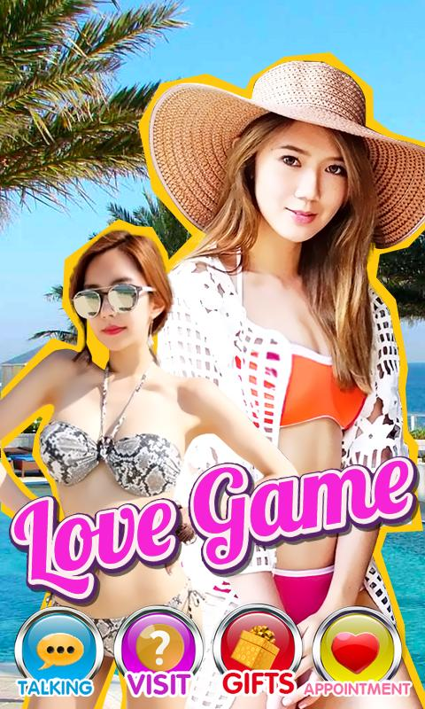 hot girl dating games