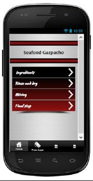 Seafood Gazpacho poster