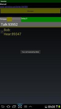 Secvoice apk screenshot