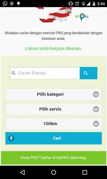 MyPKS apk screenshot