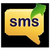 Send Bulk SMS using Text files icon