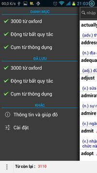 3000 từ tiếng anh thông dụng apk screenshot