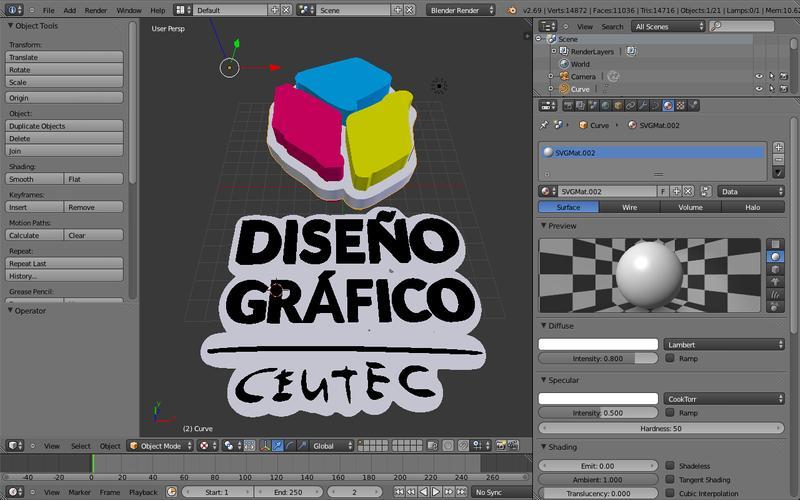 Diseno Grafico CEUTEC SPS APK Download