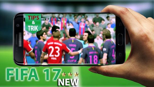 New FIFA 17 Tips poster