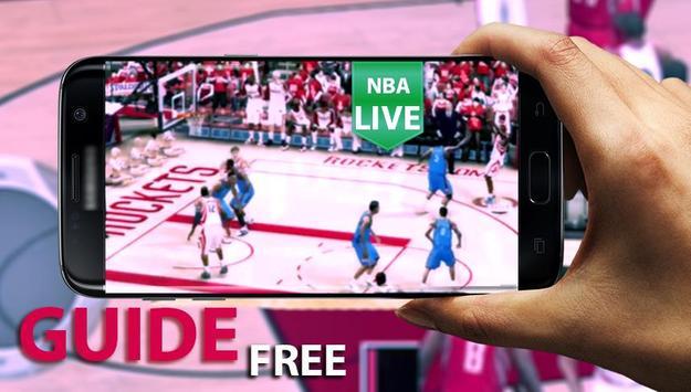 New NBA LIVE Tips poster