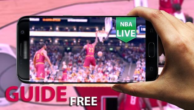 New NBA LIVE Tips apk screenshot