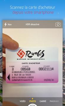Rungis Vérif apk screenshot