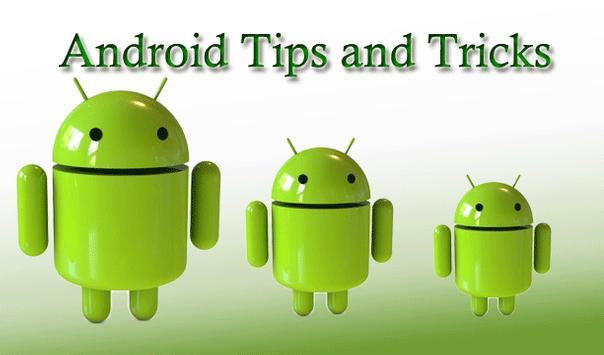 Android Tips poster