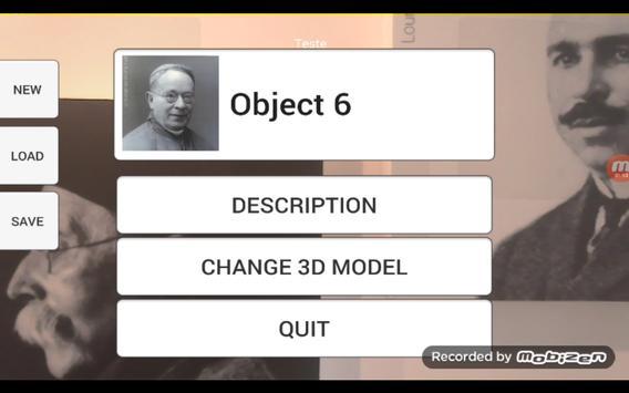 Museu Imaginário apk screenshot