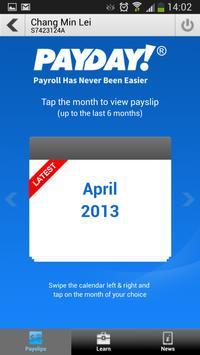 PayDay! SaaS apk screenshot