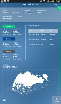 myMaritime@SG apk screenshot