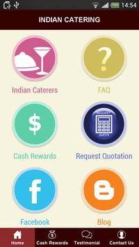 Indian Catering Services poster