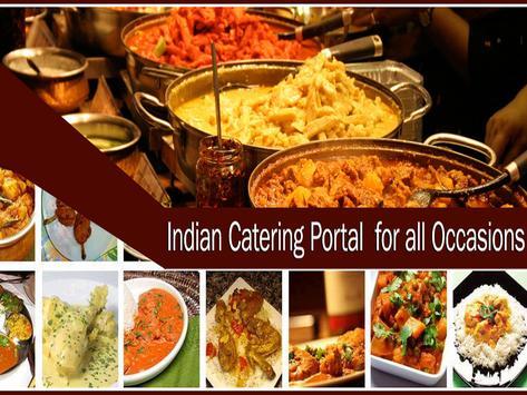 Indian Catering Services apk screenshot