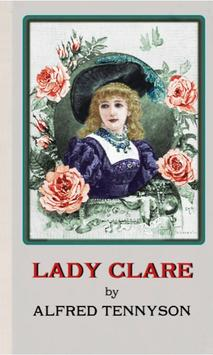 App/Book - Lady Clare poster