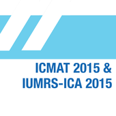 ICMAT2015 & IUMRS-ICA2015 icon