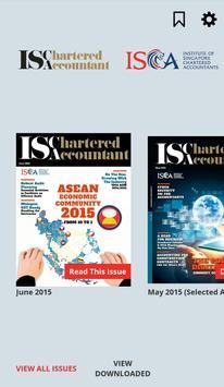 ISCA Journal apk screenshot