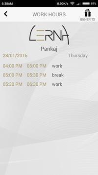 eSchedule apk screenshot