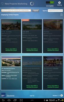 New Projects Marketing (NPM) apk screenshot