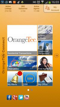 OrangeTee Connect poster