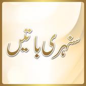 Sunehri Batain in Urdu icon