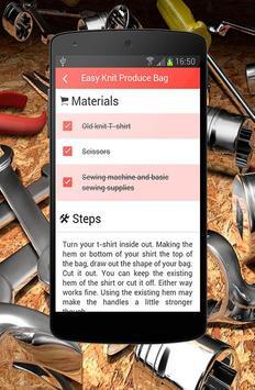 DIY Crafts apk screenshot