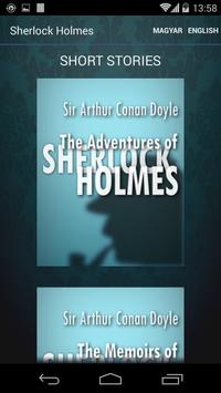 The Complete Sherlock Holmes poster