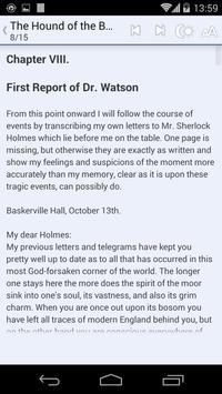 The Complete Sherlock Holmes apk screenshot
