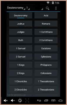 NLV Holy Bible apk screenshot