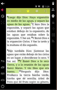 Biblia Reina Valera apk screenshot