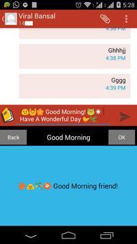 Nexus 5 SMS ( Lollipop 5.0 ) apk screenshot