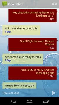 Messaging Lollipop 5.0 (AOSP) apk screenshot