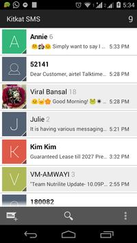 Messaging kitkat 4.4 poster