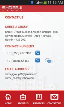 Shreeji Group apk screenshot