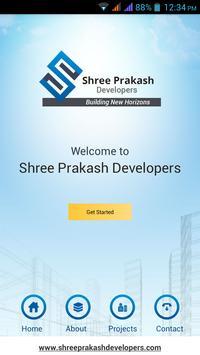 Shree Prakash Developers poster