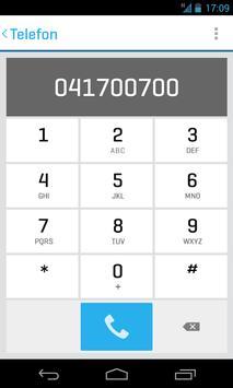 Komunikator apk screenshot