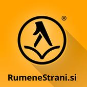 RumeneStrani.si icon