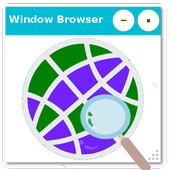 Floating Browser icon