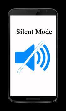 Silent Mode apk screenshot