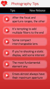 Photography  Tips apk screenshot