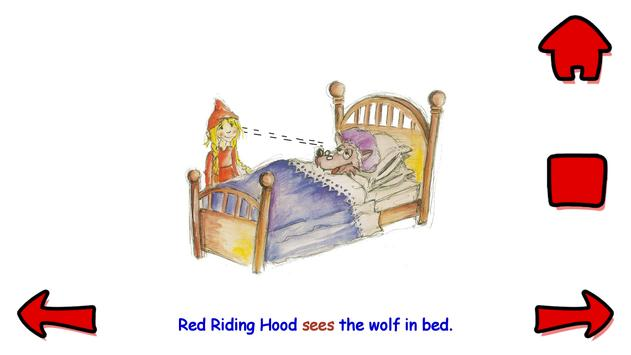 Red Riding Hood apk screenshot