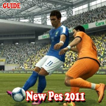 New PES 2011 Guide apk screenshot
