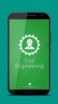 Civil Engineering 101 poster