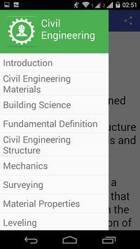 Civil Engineering apk screenshot