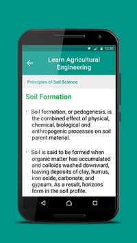 Agriculture Engineering 101 apk screenshot