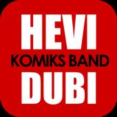 Hevi Dubi Komiks Band icon