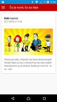 Hevi Dubi Komiks Band poster