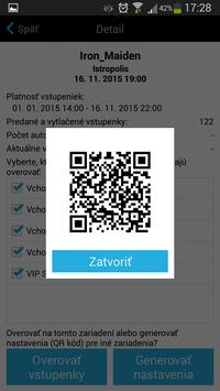 CheckTicket apk screenshot