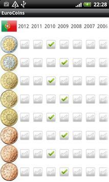 EuroCoins apk screenshot